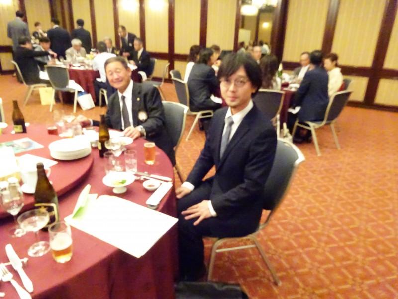 新入会員武田ライオン,今後ともよろしくお願いします。