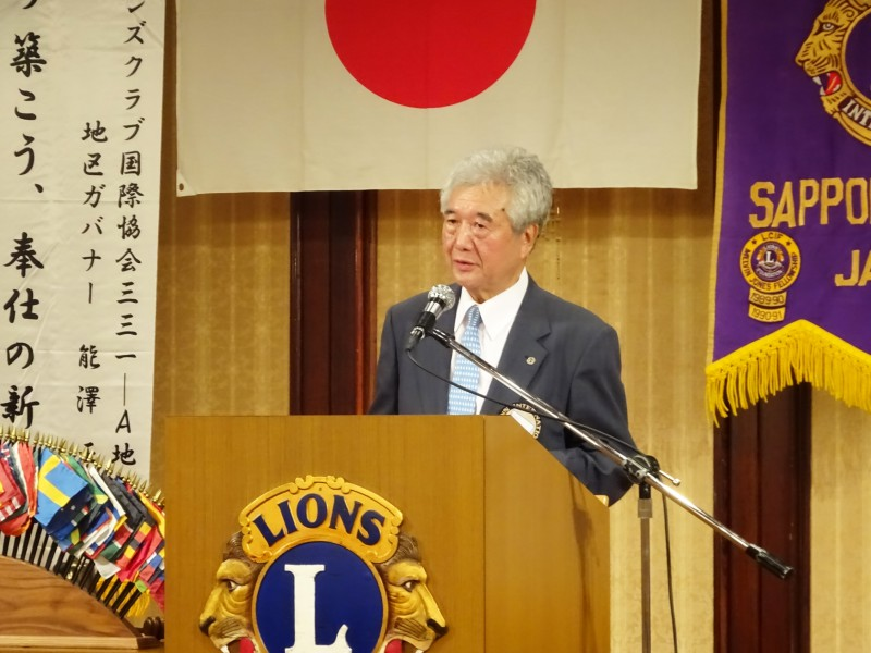 会則・付則委員会委員長L川村より終身会員について報告がありました。